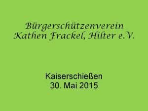 Kaiserfest 2015 001