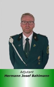 03 Adjutant H J Bahlmann