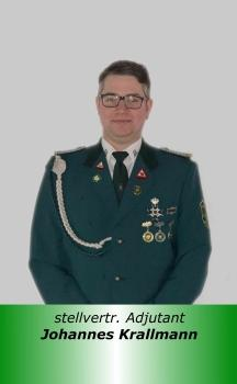 18 stellvertr Adjutant J Krallmann